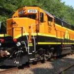 Brookville CoGen Locomotive