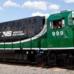 NS Battery Locomotive