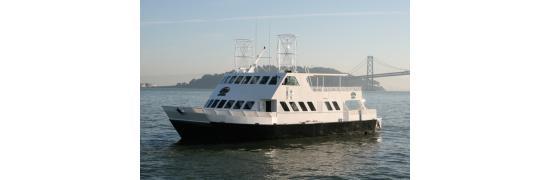 Alcatraz Hybrid Ferry