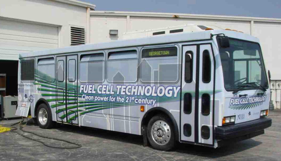 Georgetown University Fuel Cell Bus