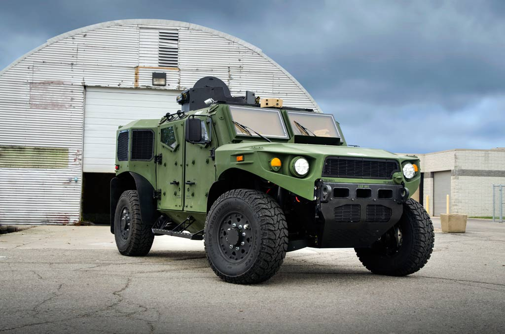 TARDEC Ultra Light Vehicle